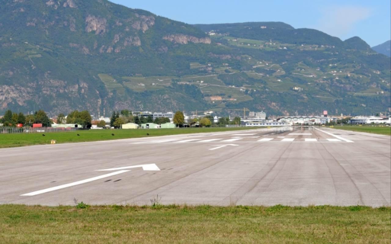 aeroporto bolzano