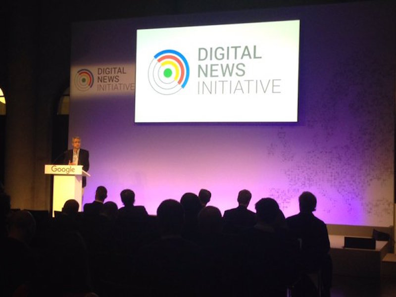 Digital News Initiative Berlin #DNIBerlin