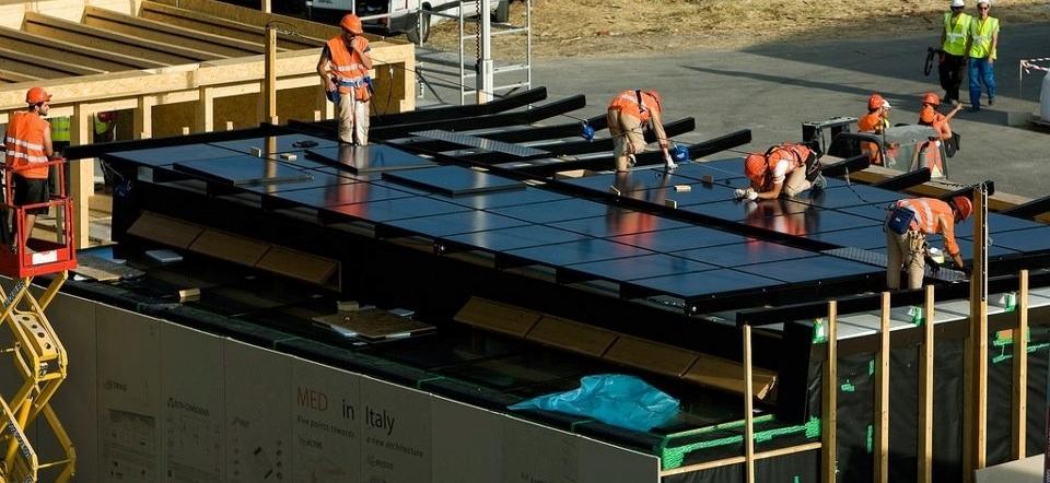 Il progetto Solar Decathlon di Fraunhofer Italia