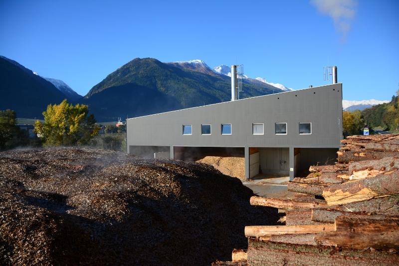 impianto biomassa