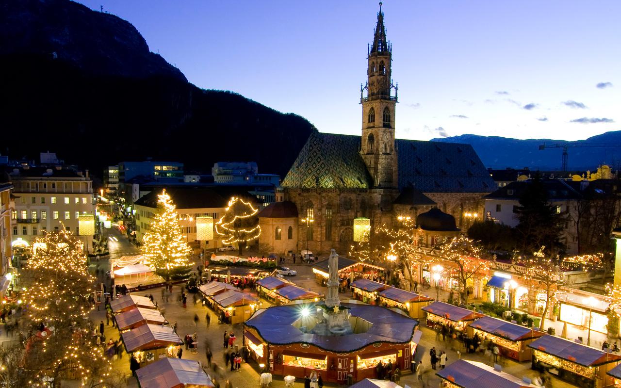 Mercatini Di Natale Bolzano 2018.Mercatini Di Natale Sempre Piu Green Ecco Le Offerte Dei Treni