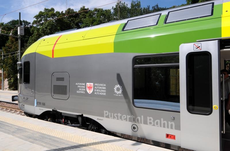 Treno Dolomiti