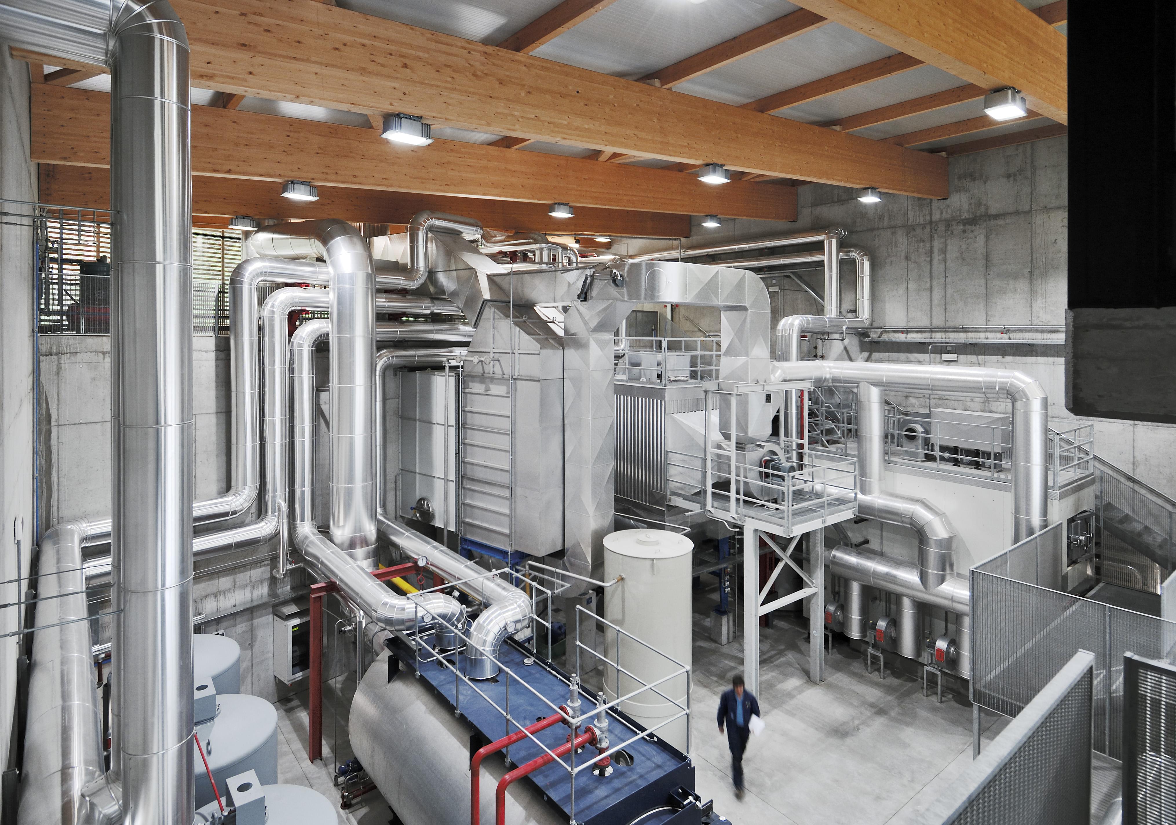 centrale elettrica Alto Adige