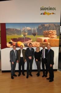 Delegazione altoatesina alla SettimanaVerde