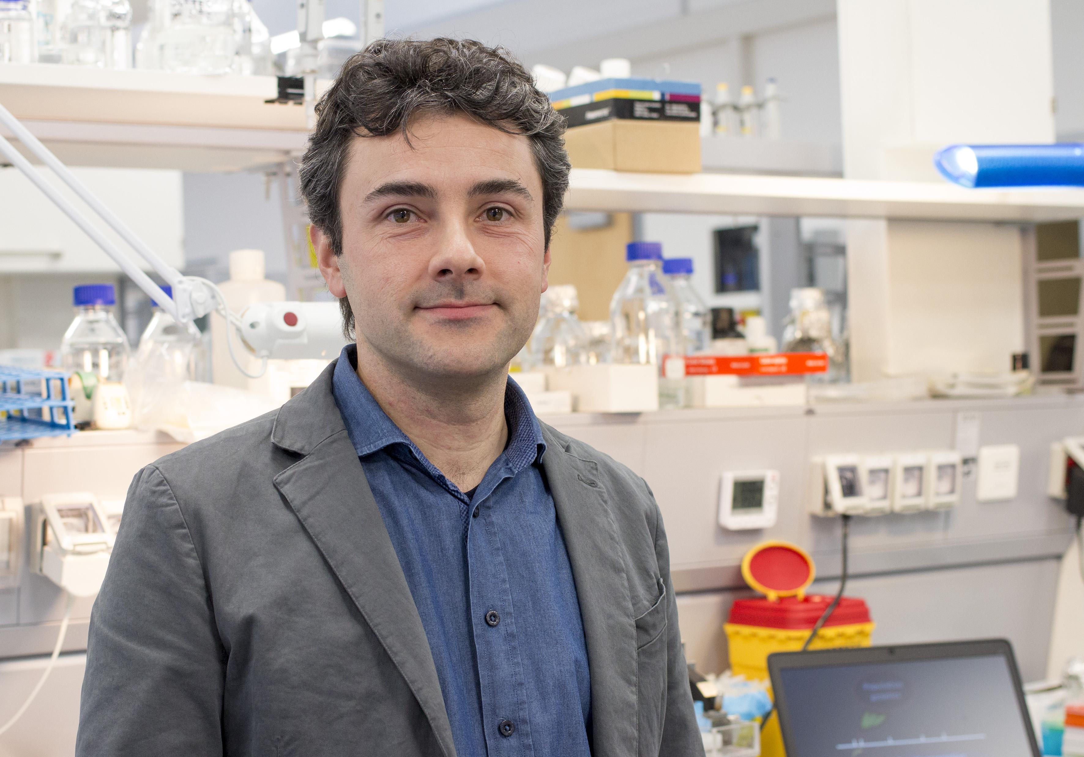 Crisitan Pattaro, ricercatore Eurac