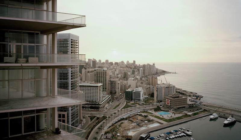 Gabriele Basilico: Beirut
