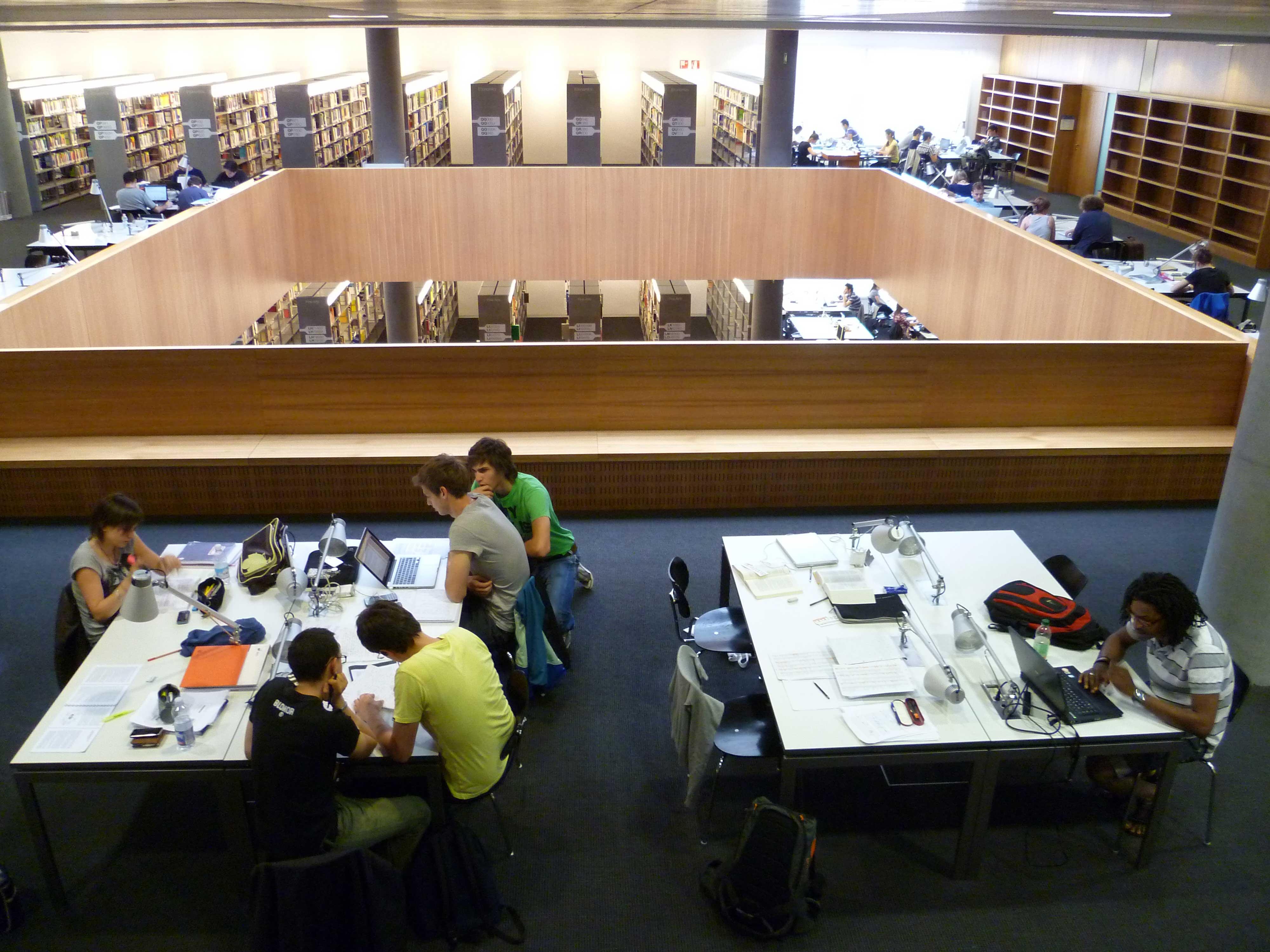 Biblioteca UniBz