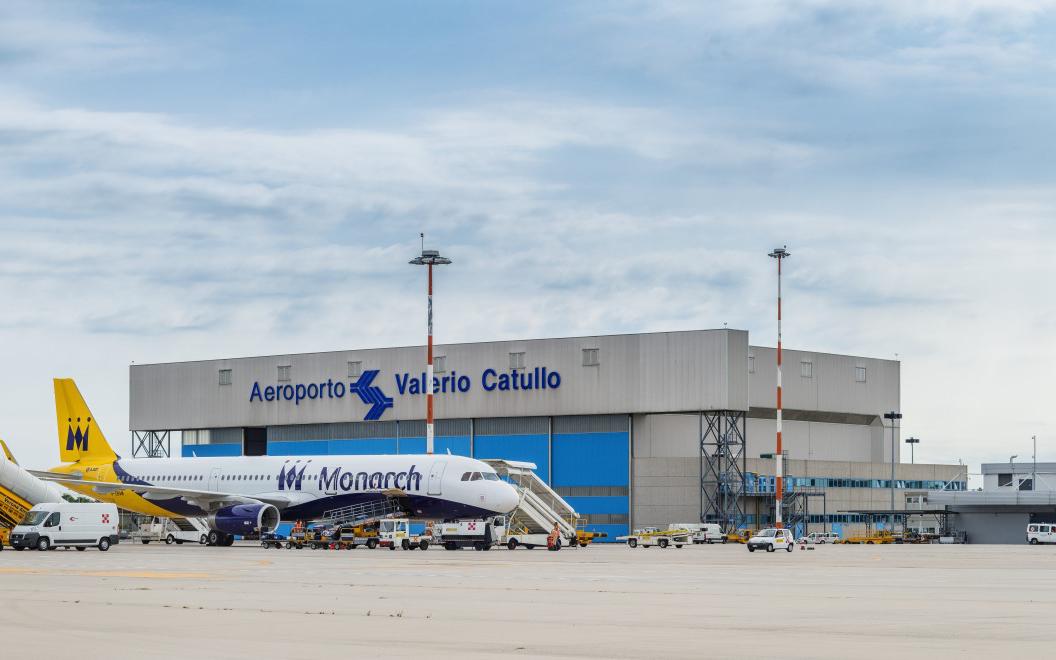 Aeroporti: il Catullo di Verona