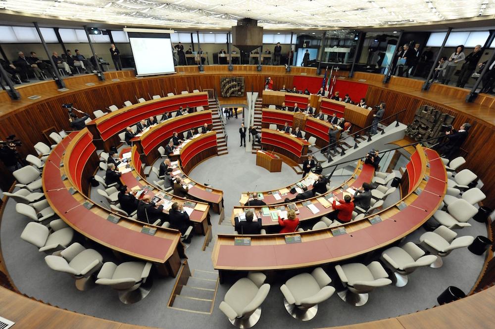 Consiglio regionale Trentino-Alto-Adige