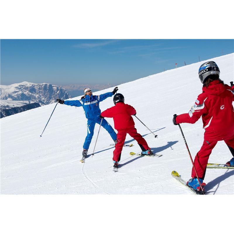 maestri di sci alpino