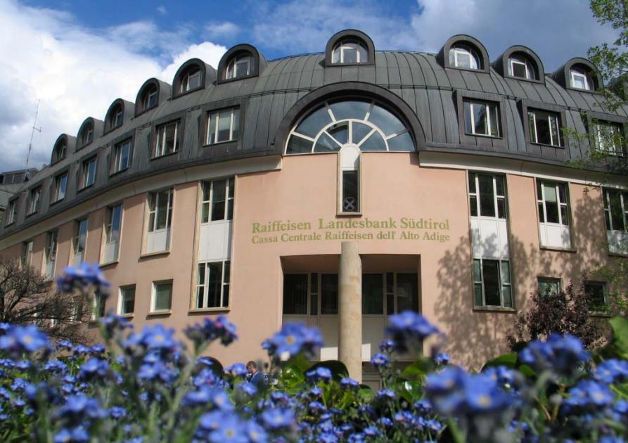 Raiffeisen Cassa Centrale Bolzano