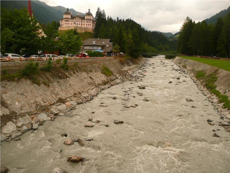 Rio Mareta a Racines