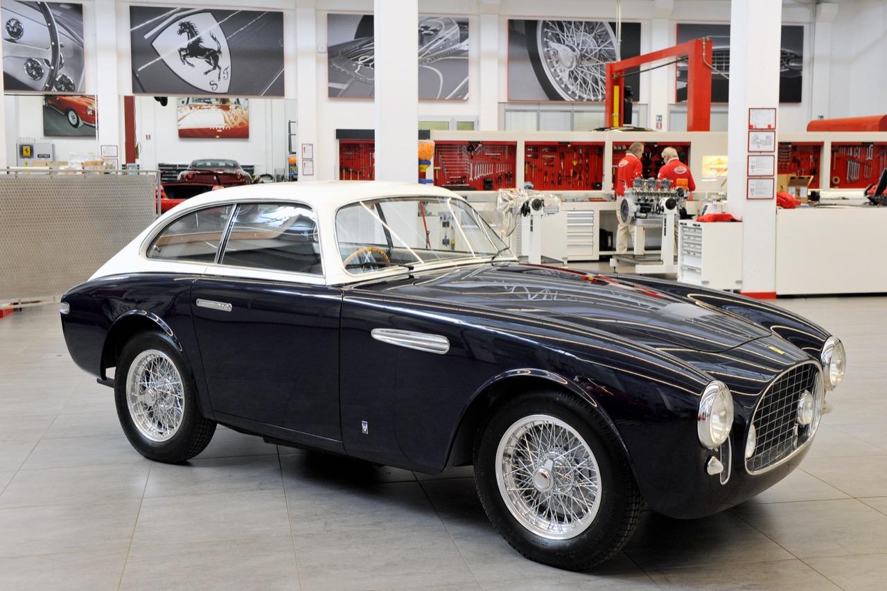 Bolzano-Mendola, rinasce la Ferrari 225E, che vinse nel 1952