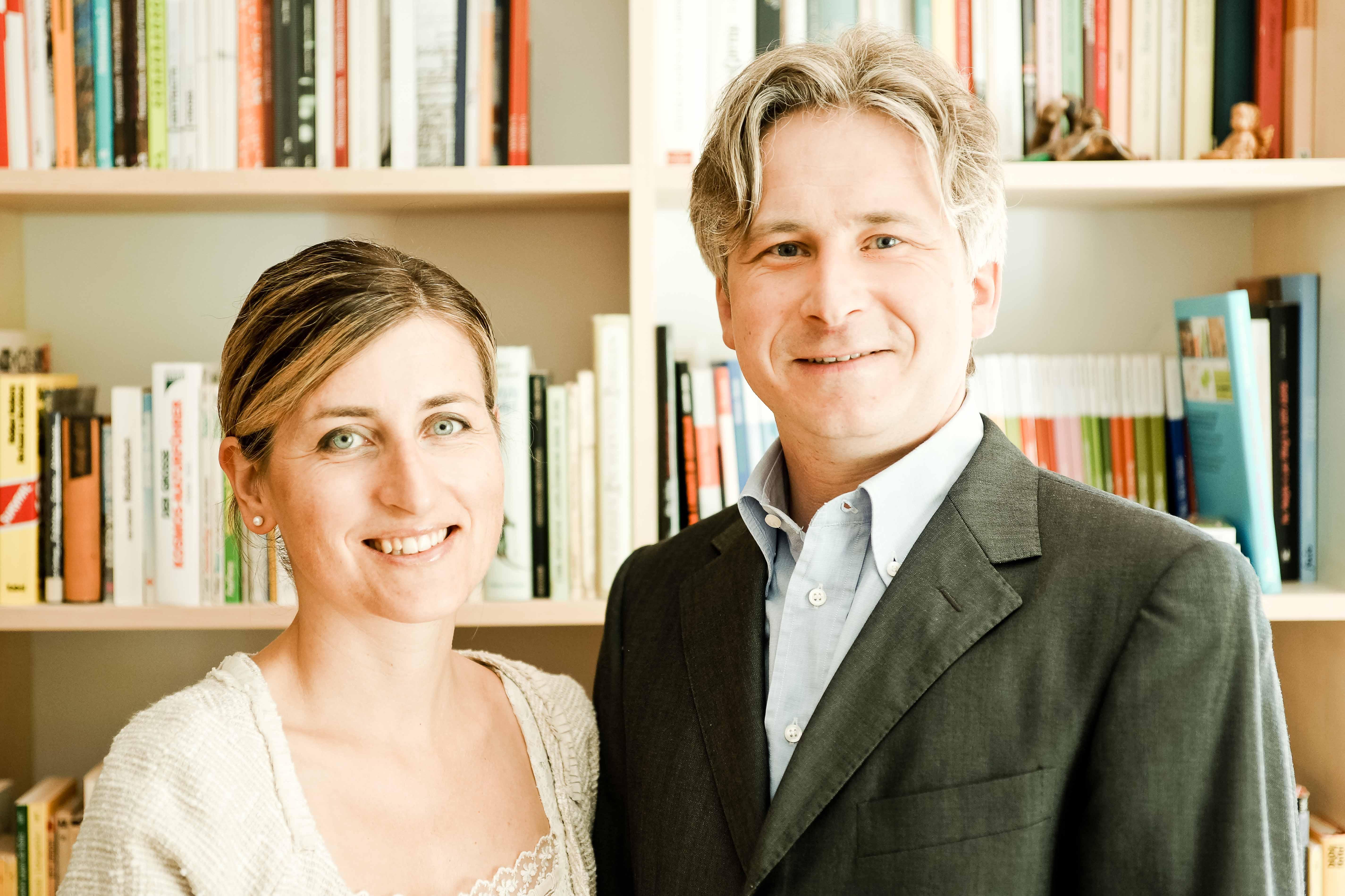Elena Righi e Stefan Krickl di Larixpress