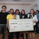 Team Yellow, vincitore di Regeneration 2015