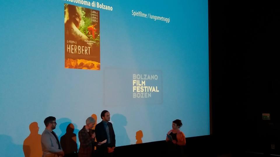 Bolzano Film Festival 2016