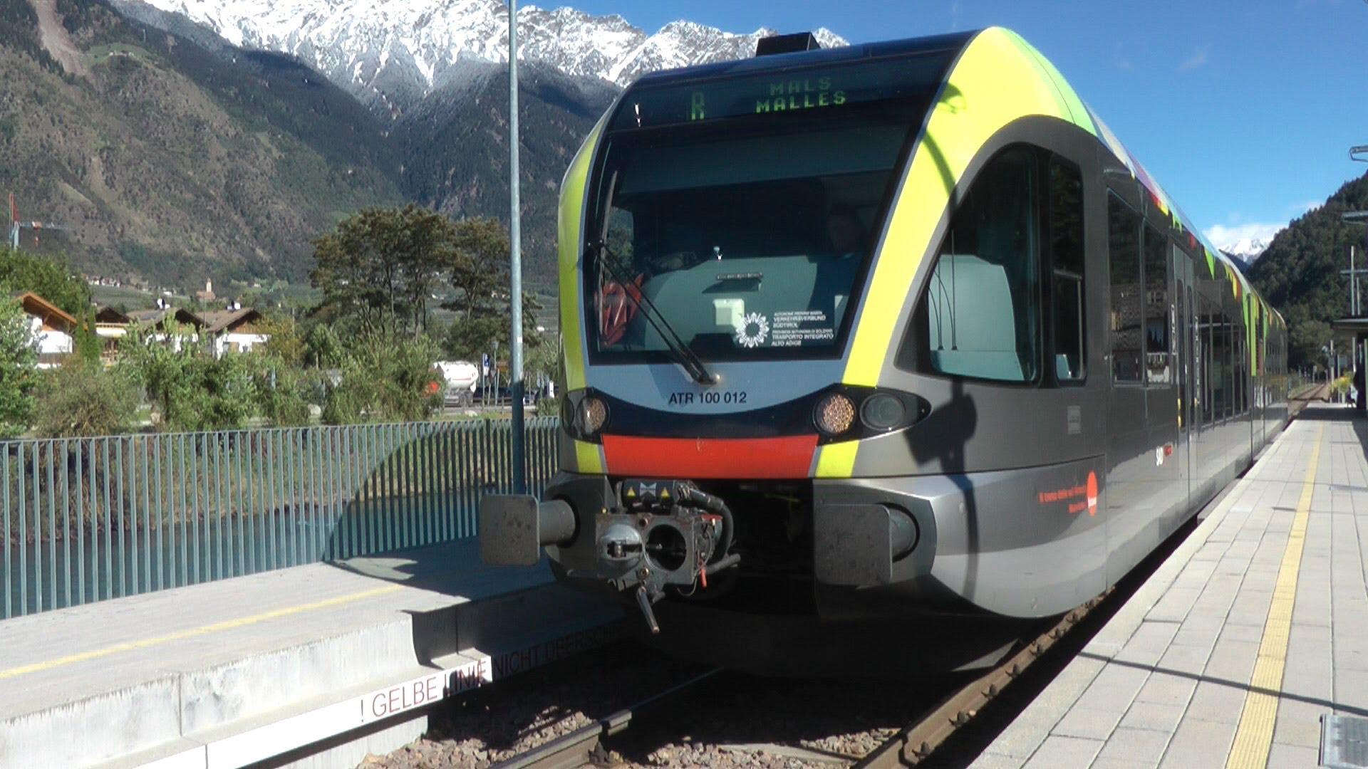 Ferrovia Val Venosta