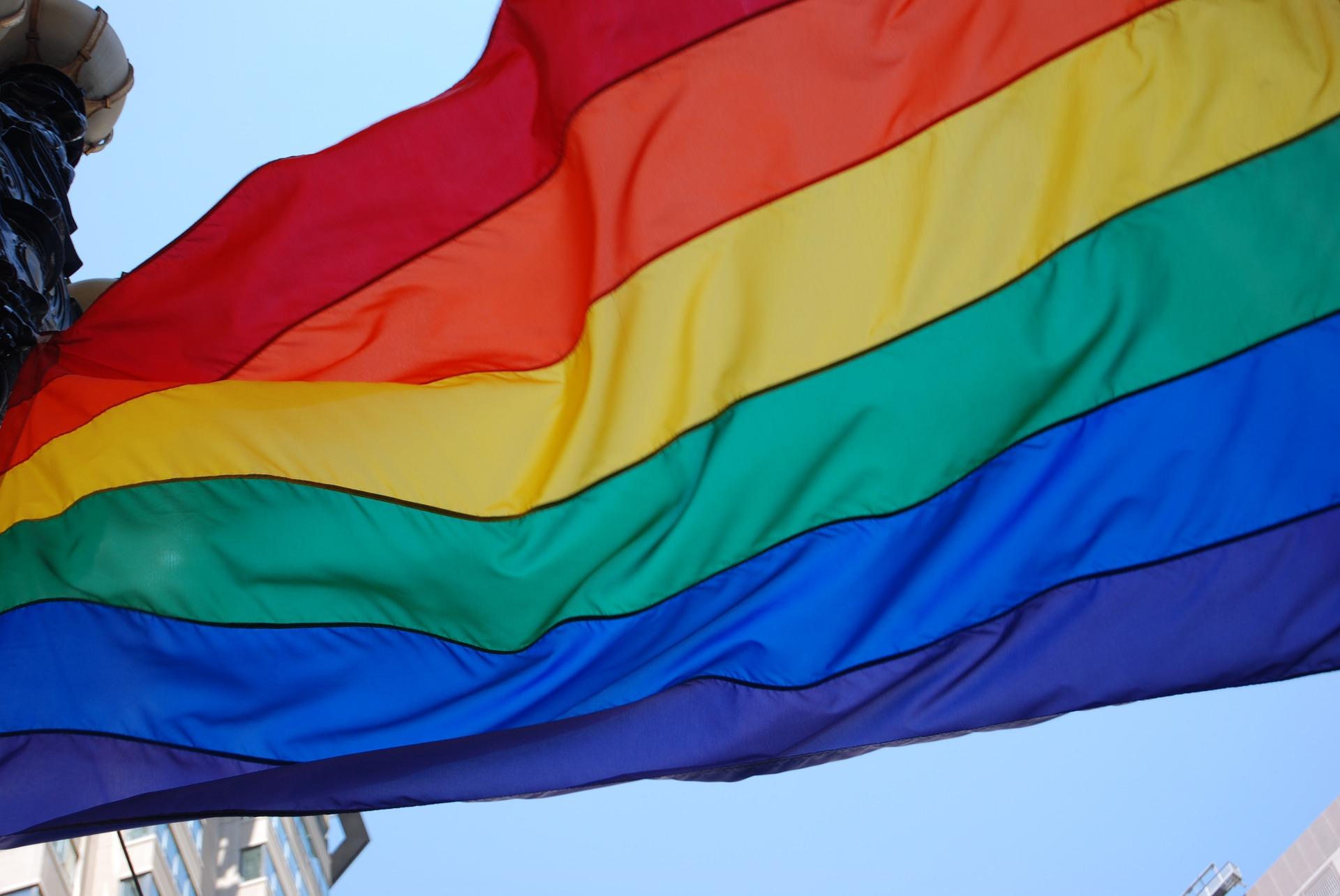 gay pride arcobaleno
