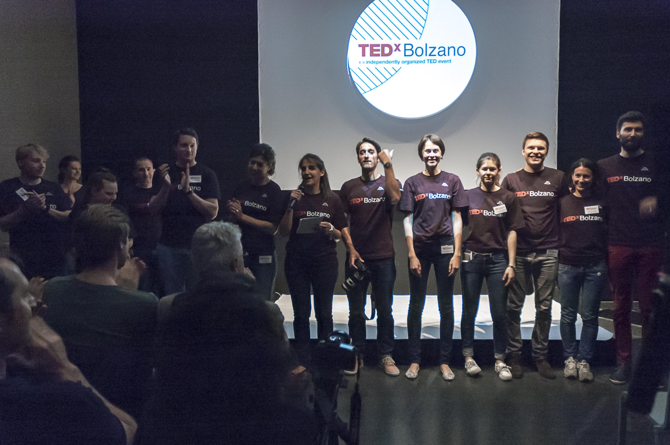 TEDxBozenTeamMuseion