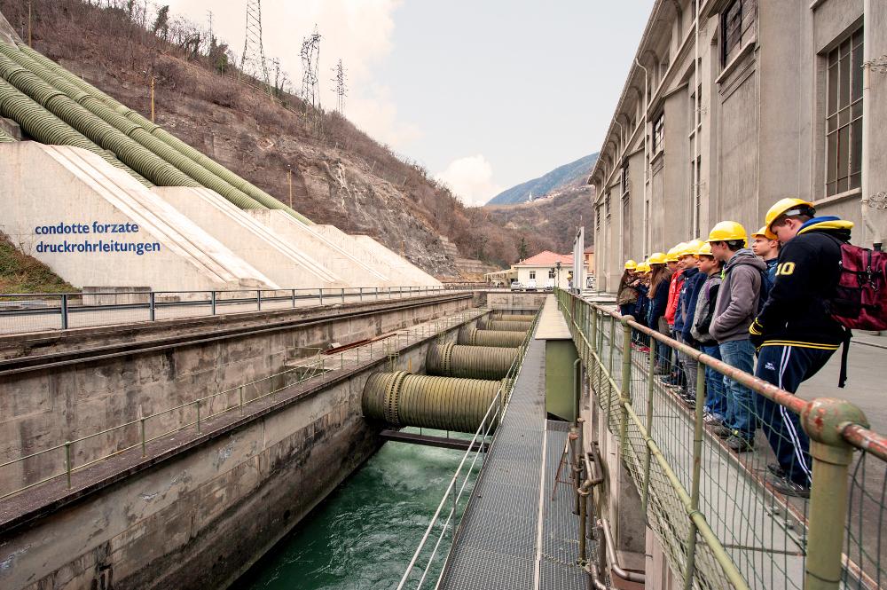 centrali idroelettriche Alperia Foto Ivo Corra