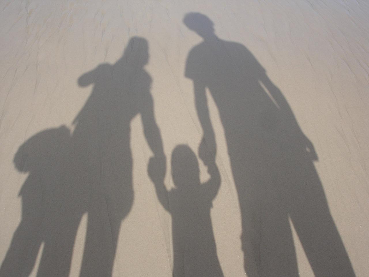 famiglia genitori figli bigenitorialità