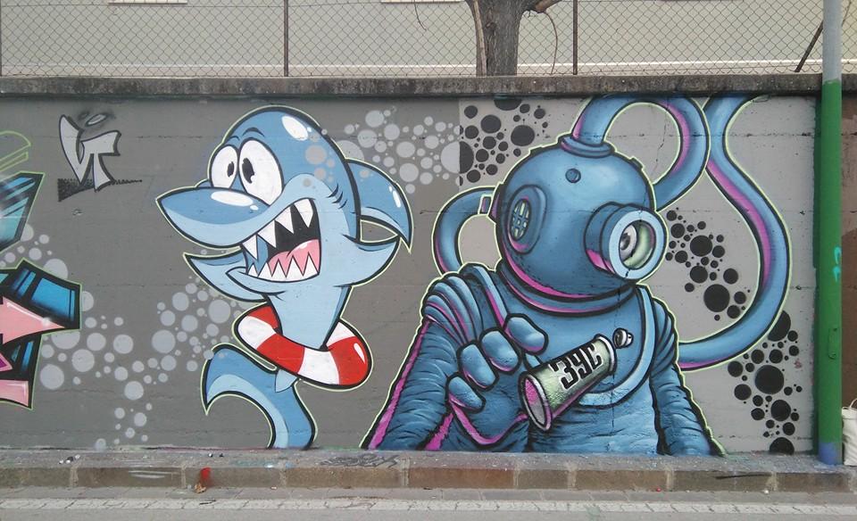 Bolzano Graffiti Jam