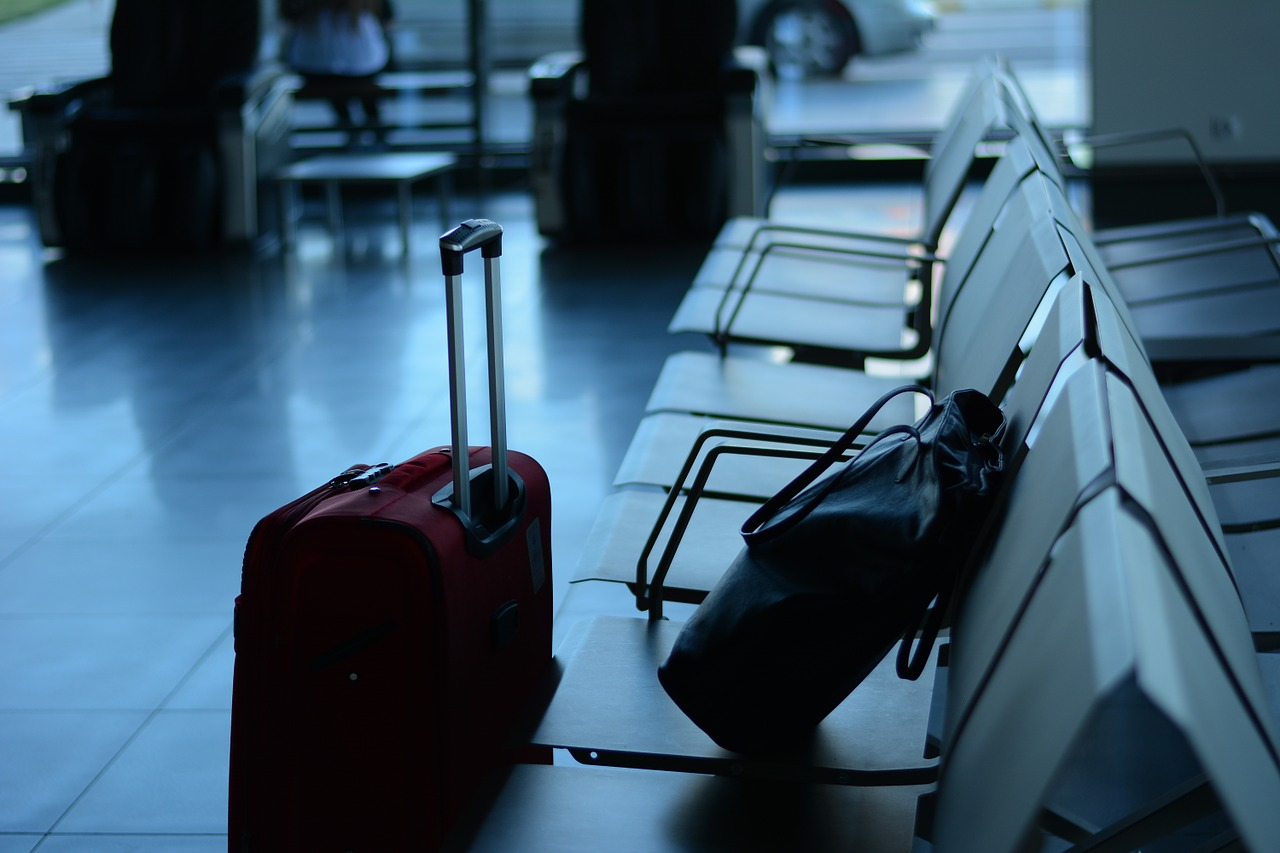 valigia aeroporto residenti