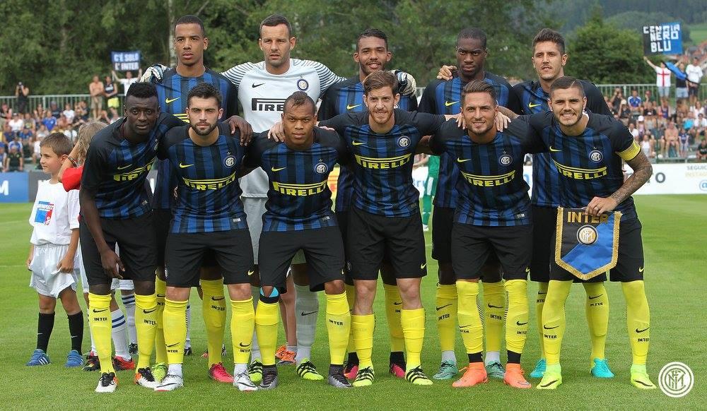 Inter, il ritiro a Brunico vale 11 milioni di euro per il territorio ...