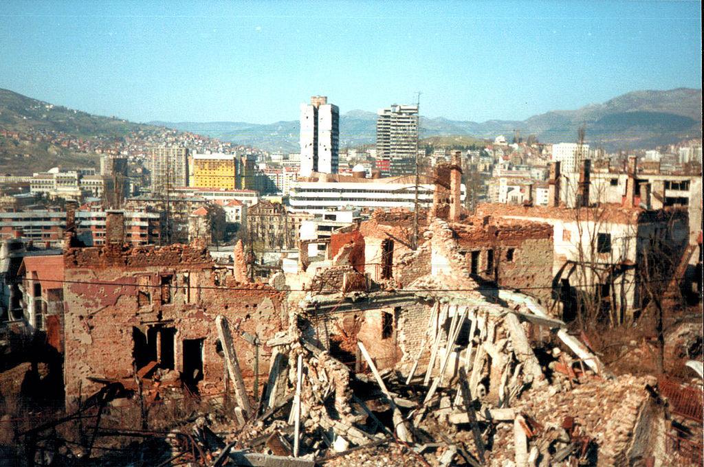 Ultima fermata Srebrenica
