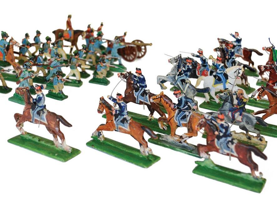 soldatini giocattolo