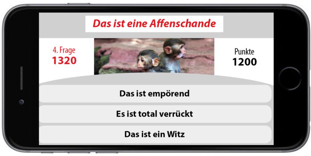 app Verstehen Sie Deutsch
