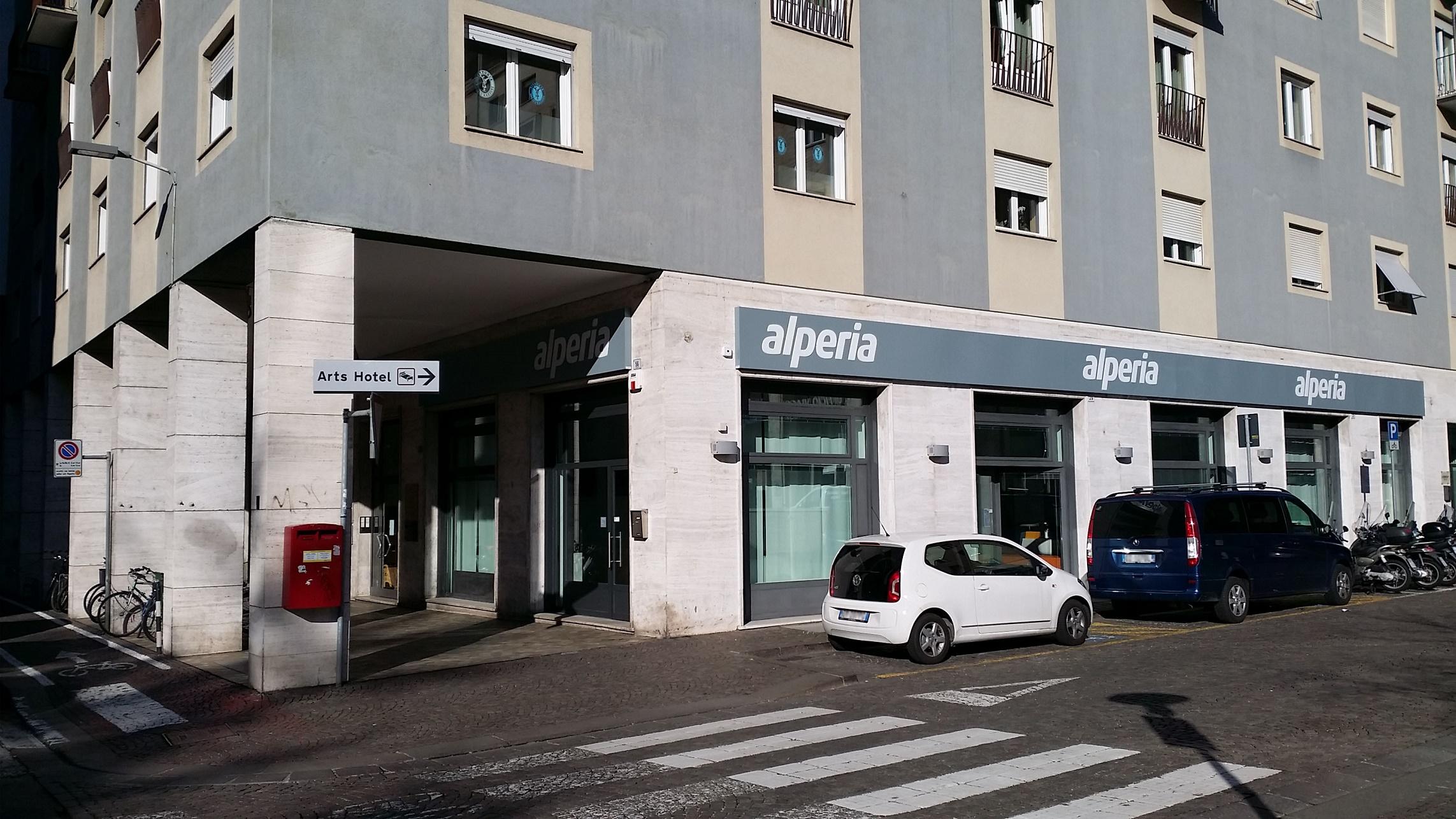alperia sede Bolzano