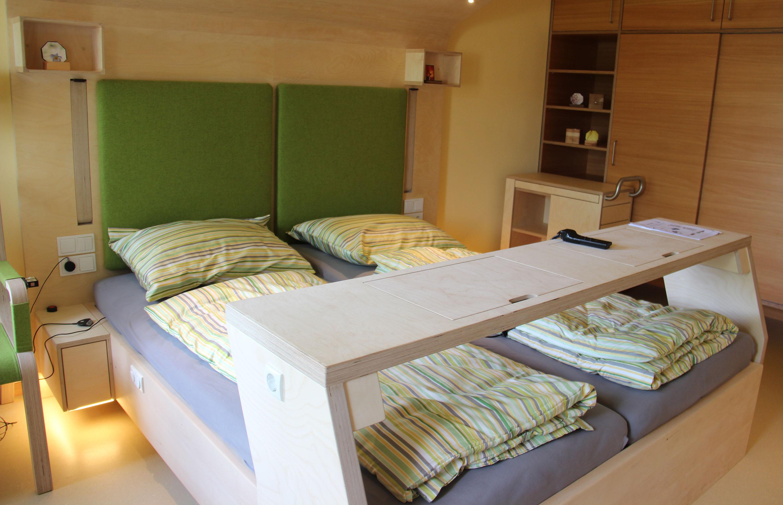 Lisa habitec il progetto per abitazioni a misura di anziano - Foto camera da letto ...