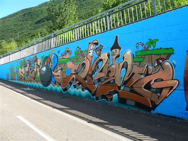 39C Bolzano Graffiti Jam
