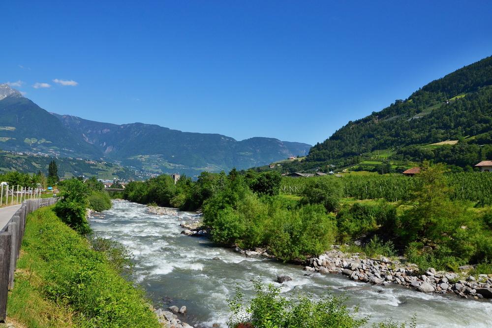 Adige gli atenei di bolzano e trento ne ricostruiscono for Trento e bolzano