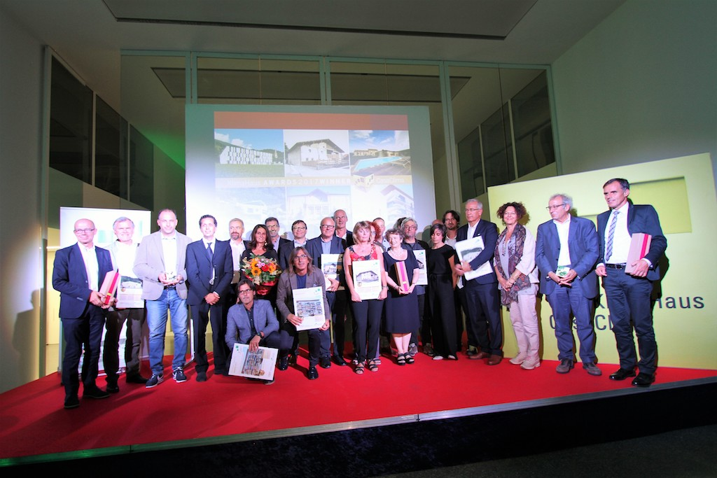Casaclima awards 2017 ecco i vincitori for Casaclima 2017