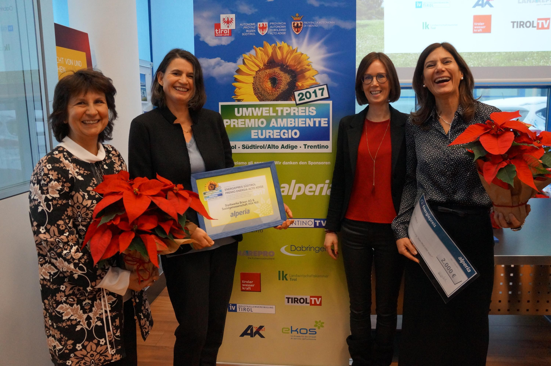 Premio Energia Alto Adige