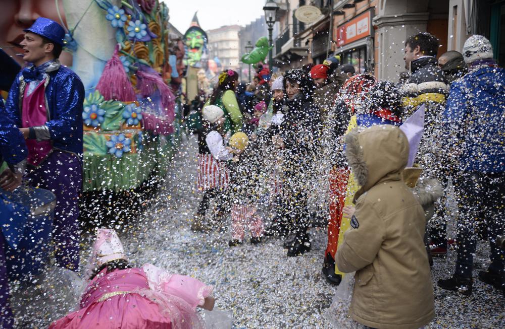 Carnevale in Alto Adige