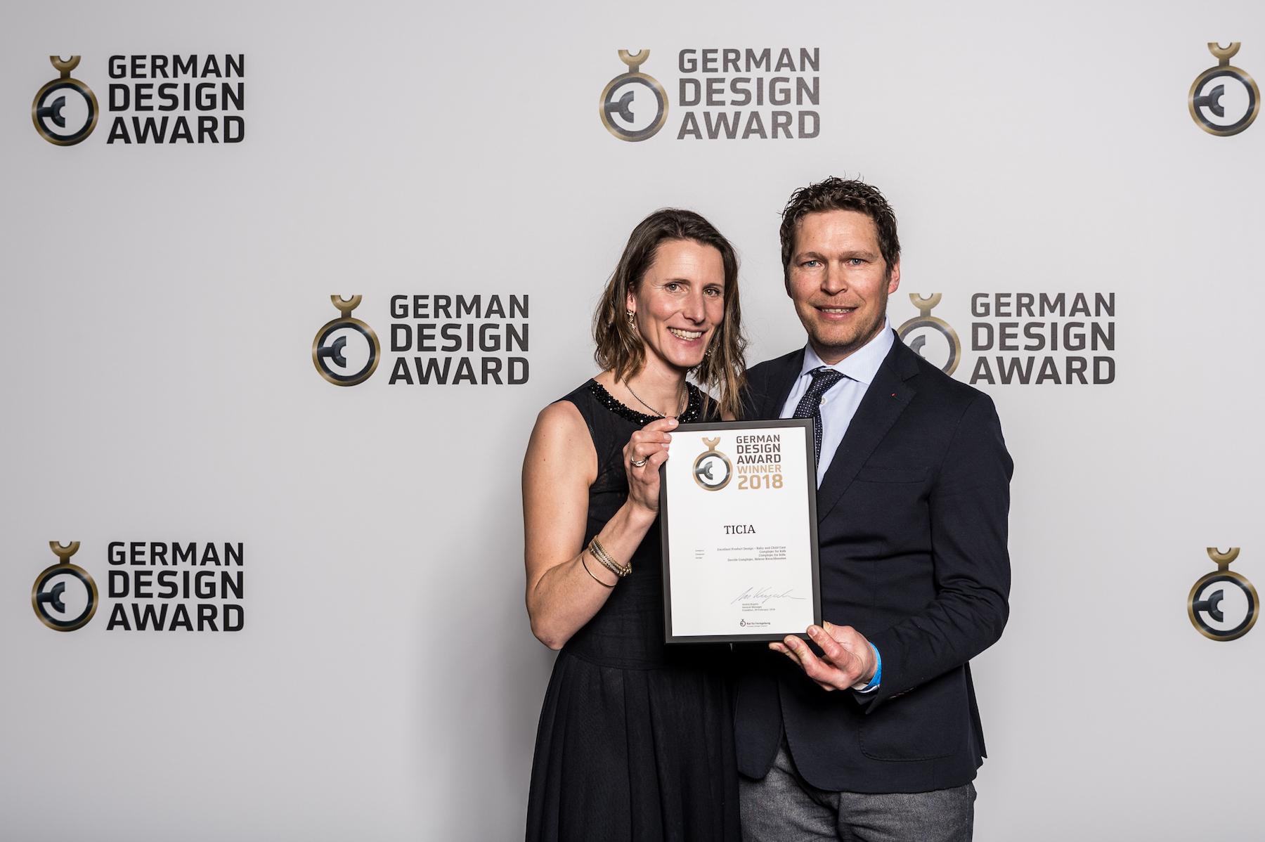 Foto 1 - La premiazione
