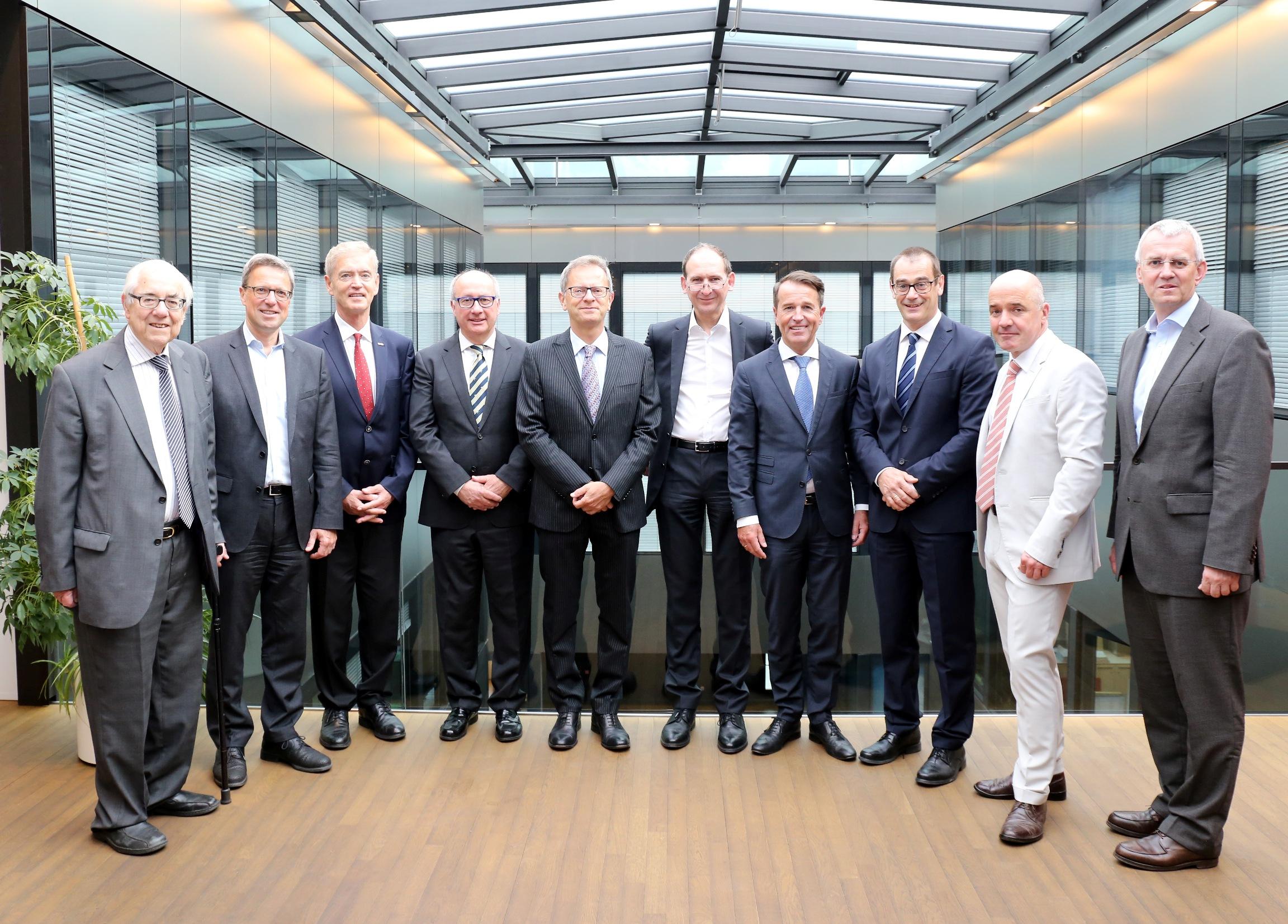 Incontro direttori Camere di commercio europee (c) hk