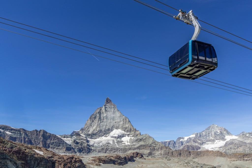 Matterhorn glacier ride-1