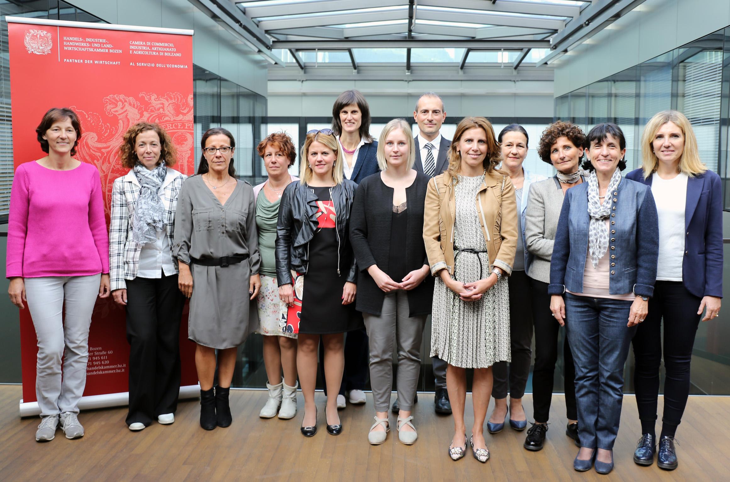 Comitato per la promozione dell'imprenditoria femminile (c) hk