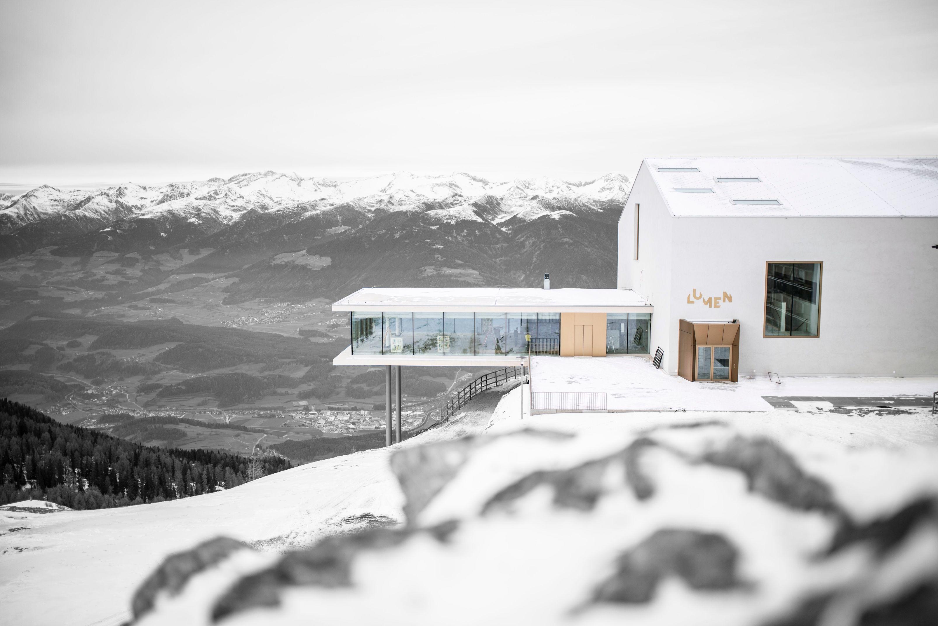 LUMEN museo di fotografia di montagna ©skirama Kronplatz