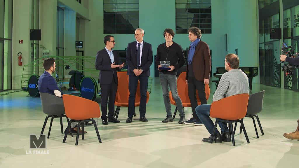 Luca Barbieri, Paolo Mazzucato, Matthias Polig, Christian Lechner