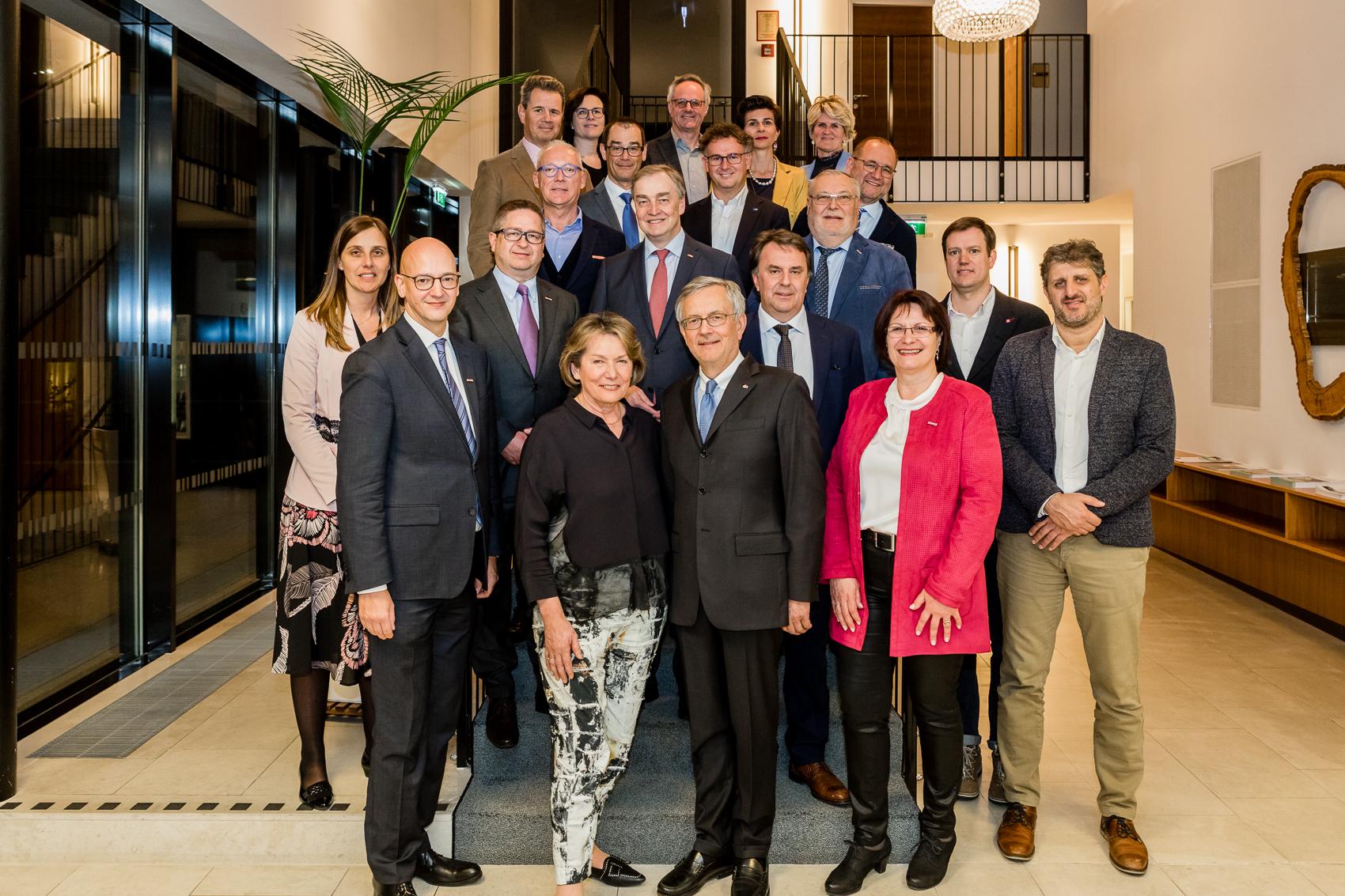Foto di gruppo (c) Wirtschaftskammer Niederösterreich