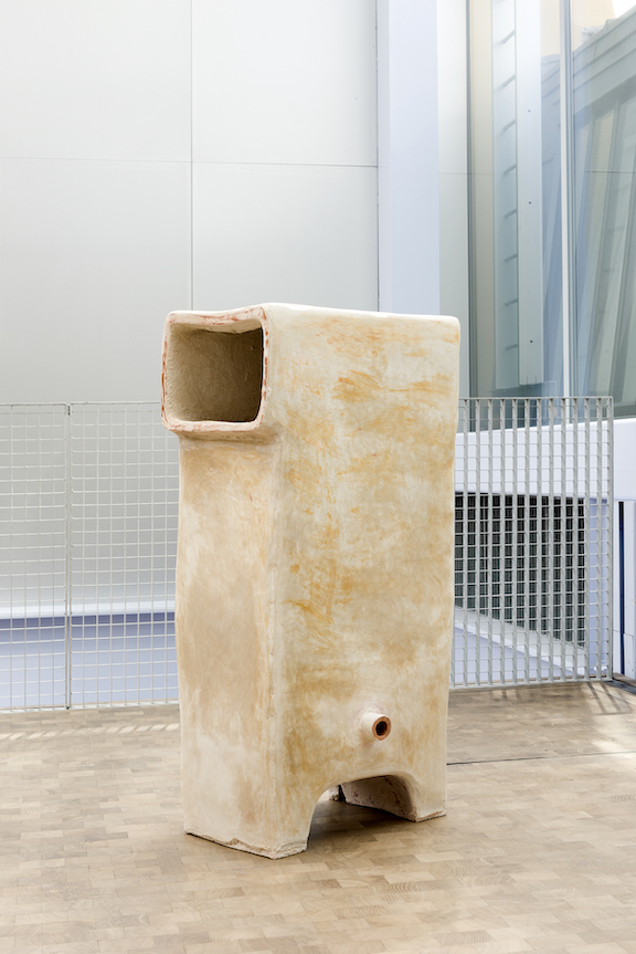 Cache, Jumana Manna, installation view at Lafayette Anticipations, Paris. Photo, Pierre Antoine
