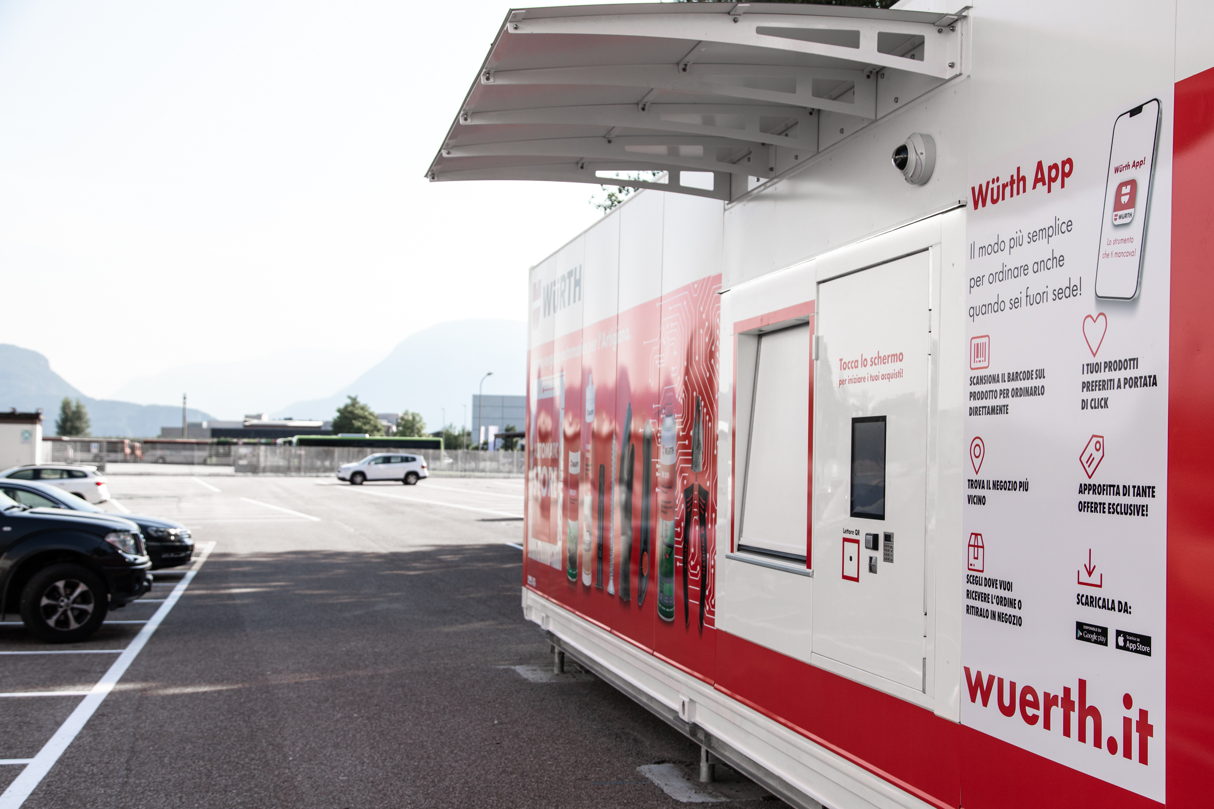 Würth Automatic Store