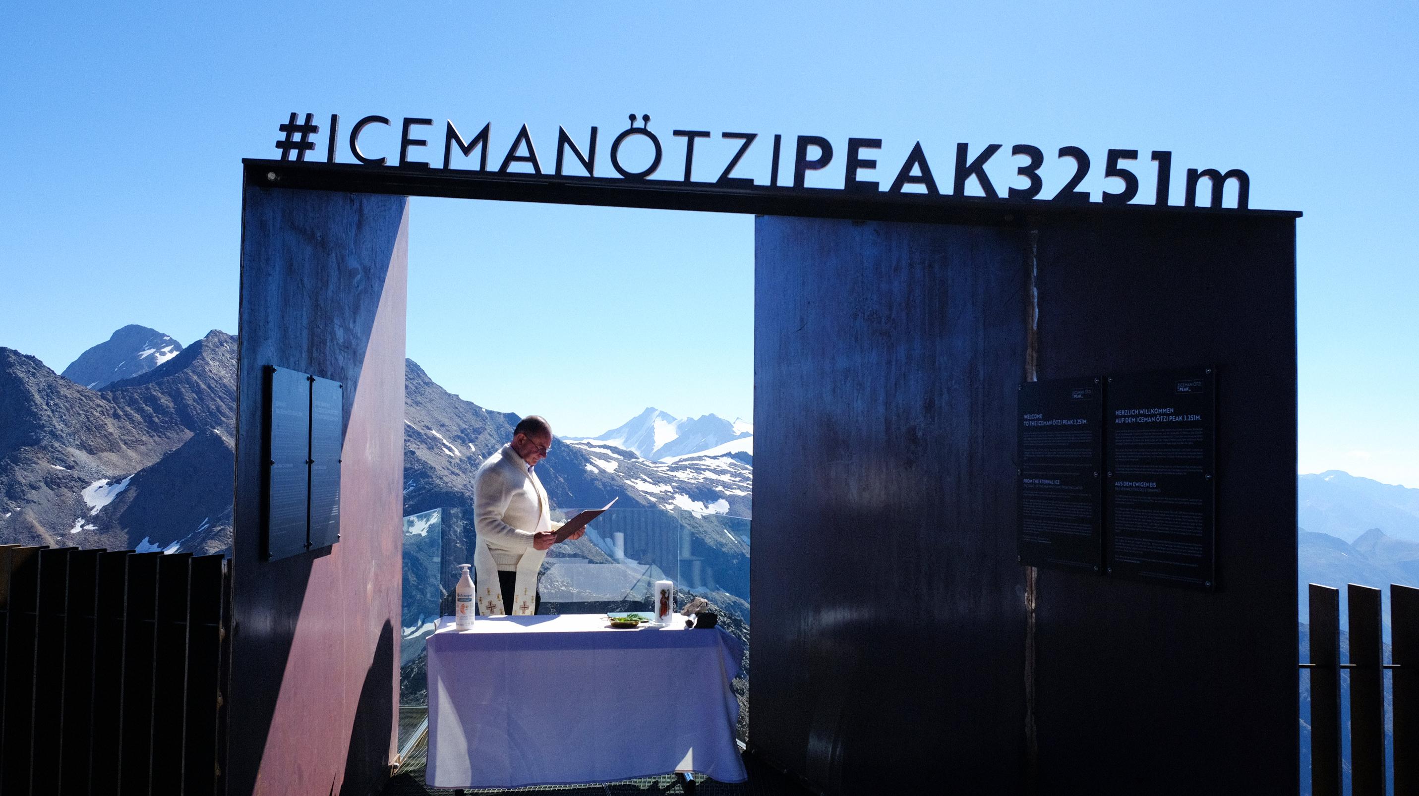 Iceman Ötzi Peak