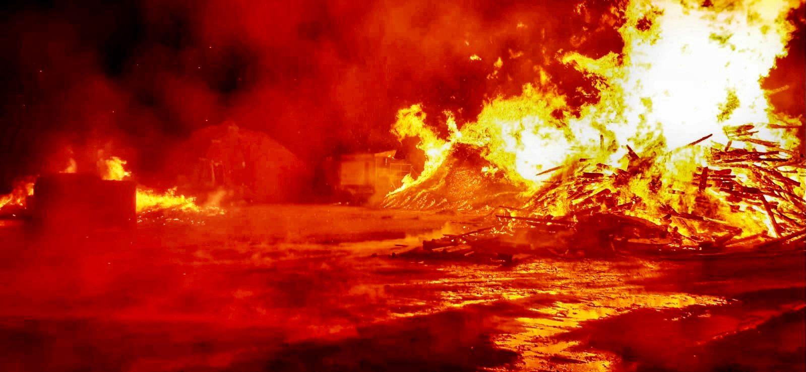 incendio val pusteria