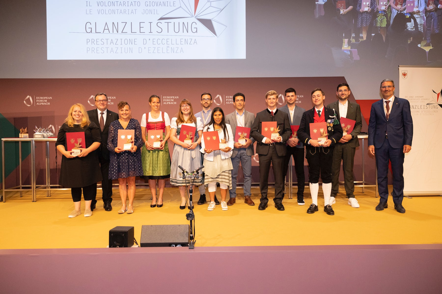 Volontariato giovanile Alto Adige-Tirolo